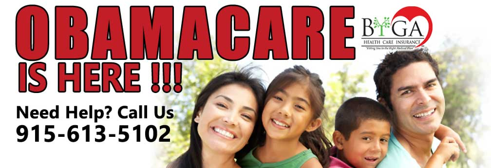 2017 El Paso Obamacare Enrollment Period is now open