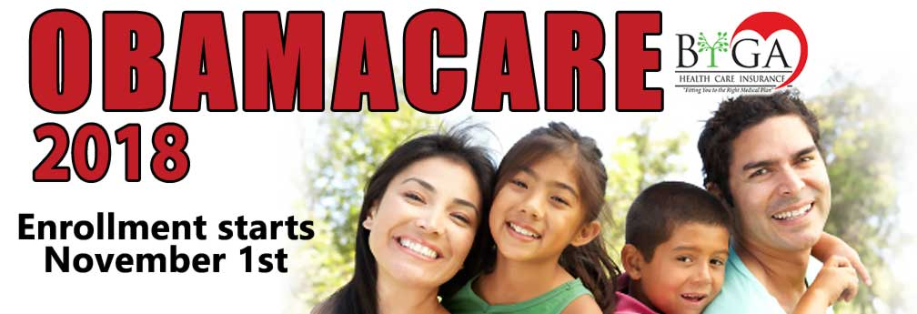 2018 El Paso Obamacare Enrollment Period starts this November 1st
