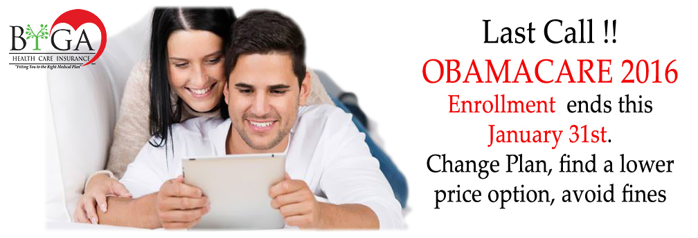 Obamacare El Paso Health Insurance Enroll for 2016 Starting November 1st to January 31st Call us 915-613-5102